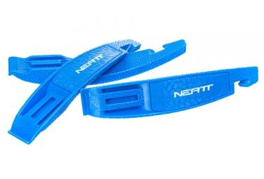 NEATT Lot de 3 Demonte Pneus Bleu