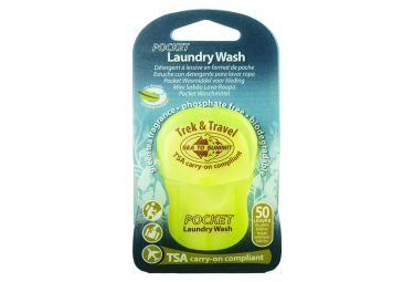 Sea to Summit Trek & Travel Laundry Wash 50 Leaf
