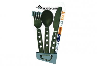 Sea to Summit Alpha Cutlery Set 3 pieces