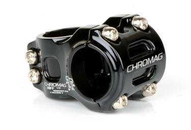 Potence vtt chromag hifi v2 31 8 mm 0 noir 40
