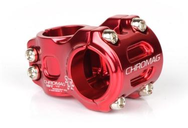 Chromag HiFi V2 MTB Stem 31.8 mm 0 Rojo