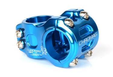 Potence vtt chromag hifi v2 31 8 mm 0 bleu 40