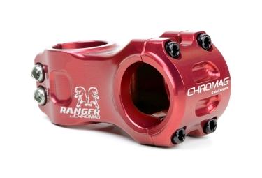Chromag Ranger V2 MTB Vorbau 31,8 mm 0 Rot