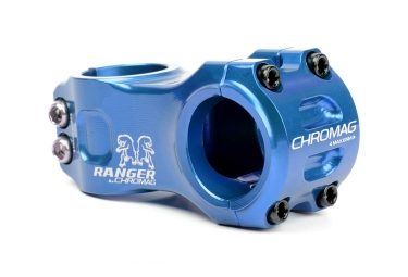 Chromag Ranger V2 MTB Vorbau 31,8 mm 0 Blau