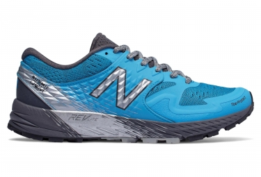New balance summit k o m king of mountain bleu gris femme 40 1 2