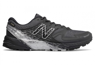 New Balance Summit K.O.M King Of Mountain GTX Noir Gris Homme