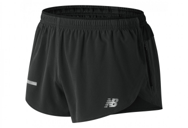 New Balance splite short Impact Black Men