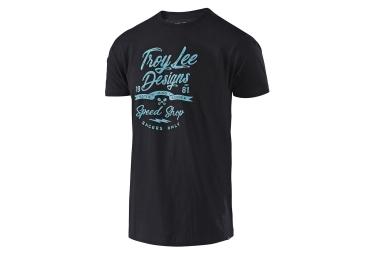 T shirt troy lee designs widow maker noir m