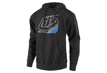 Troy Lee Designs Precision Sweat Hoodie Dark Grey