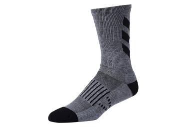 Paire de chaussettes troy lee designs escape performance gris noir 39 42