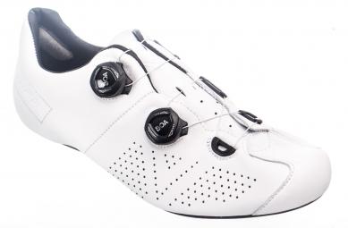 Paire de chaussures route vittoria la tecnica boa blanc 45