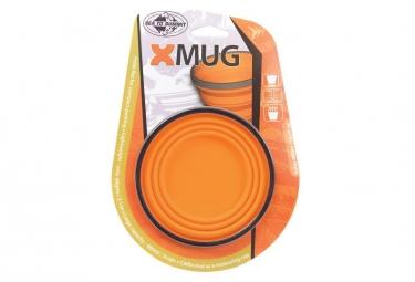 Mug pliant sea to summit x mug orange