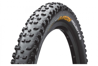 Pneu continental der baron projekt 27 5 plus tubeless ready souple protection apex 2