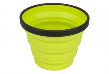 Mug Pliant Sea to Summit X-Mug Vert Fluo