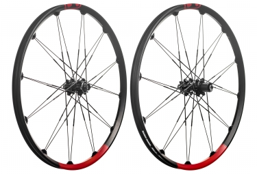 Crankbrothers Opium DH Wheelset 29'' 20x110mm / 12x150mm Black