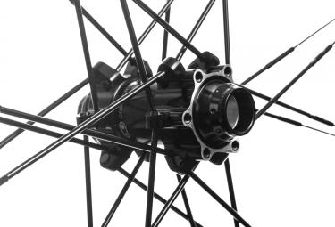 Crankbrothers Opium DH Wheelset 29'' 20x110mm / 12x150mm Black