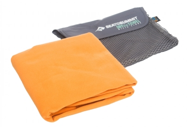 Sea to Summit DryLite Towel Large - Orange
