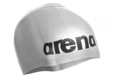 Bonnet de Bain ARENA MOULDED PRO II Argent