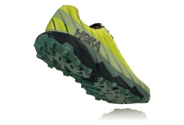 Chaussures de Trail Hoka One One Torrent Noir / Jaune
