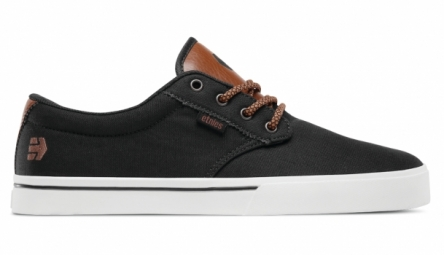 Chaussures etnies jameson 2 eco black raw 41 1 2