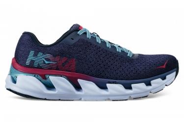 Chaussures de Running Femme Hoka One One Elevon Bleu / Rose