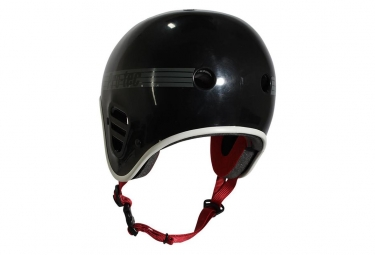 Casque BMX Pro-tec Full Cut Gloss Black/ Noir