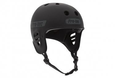 Pro-tec Full Cut Certified Helmet Matte Black
