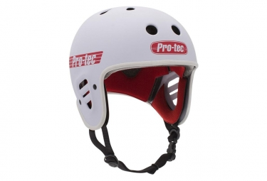 Pro-tec S&M Full Cut Certified Helmet White