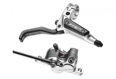TRP Front Brake Quadiem 1900mm Silver