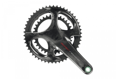 Campagnolo Super Record 12S Guarnitura 34 / 50T Ultra-Torque con assale in titanio