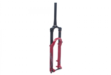 Fourche rockshox lyrik rc2 debonair 27 5 boost 15x110mm deport 46mm rouge 2019 180
