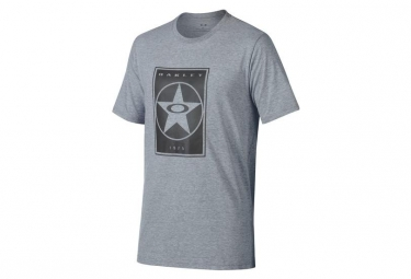 T shirt manches courtes 50 knock out star gris xl