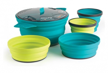 Kit de cuisson 5 pieces sea to summit x set 31