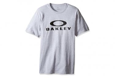 T shirt oakley bark ellipse gris s
