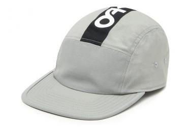 Oakley 5 Panel Frogskin Mütze Grau