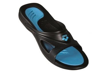 Sandales de Bain Arena Hydrofit Noir Bleu