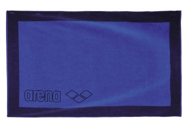 Serviette arena big towel bleu