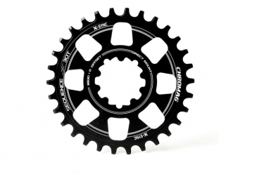 Chromag Chainring Secuencia Boost Narrow Wide Black