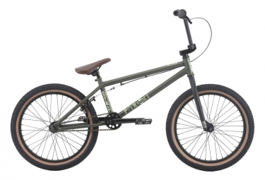 Premium Stray BMX Freestyle - 20.5'' Noir / Kaki 2018