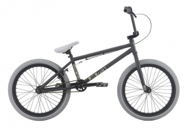 Premium Stray BMX Freestyle - 20.5'' Noir / Gris 2018