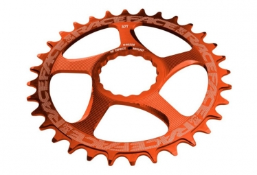 Plateau raceface cinch narrow wide direct mount orange 26