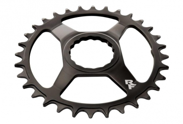 Plateau RaceFace (Acier) Cinch Narrow Wide Direct Mount Noir