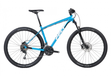 Vtt semi rigide felt dispatch 9 60 shimano acera 9v bleu 2018 xl 185 195 cm