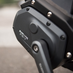 VTC-Electrique Swan Alfine Di2 Noir - 28 pouces
