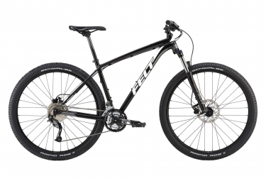 Vtt semi rigide felt dispatch 9 70 shimano acera 9v noir 2018 sm 167 176 cm