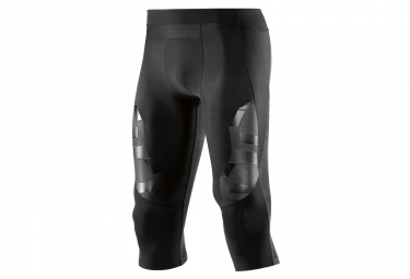 Collant 3 4 de compression skins a400 homme noir xl