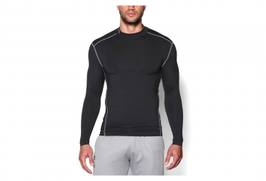 Camiseta de manga larga Under Armour ColdGear Armour Compression Black