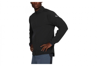 Veste coupe vent deperlant under armour storm launch noir l