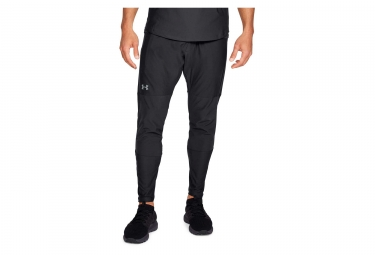 Under Armour Microthread Vanish Sport Trousers Black