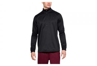 Under Armour Armour Fleece Pullover Half-Zip Black